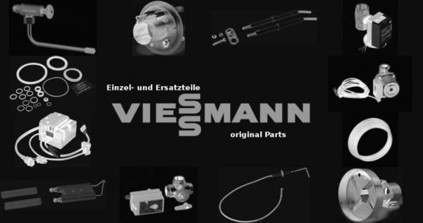 VIESSMANN 7231821 Vorderblech unten RV-24