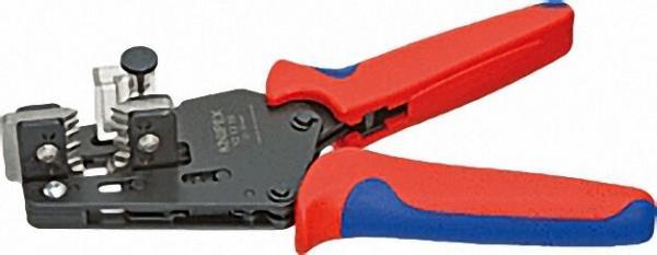 Universal-Abisolierzange vernickelt Mehrkomponenten-Griffhüllen Typ 121211 Länge 195mm