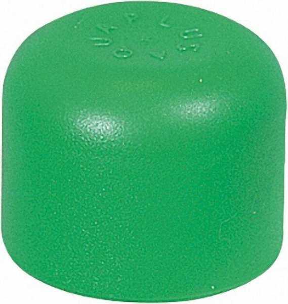 PPR Rohr Aqua-Plus Kappe PN25 25mm