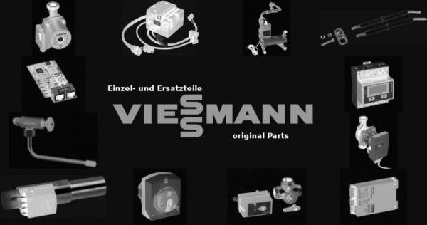 VIESSMANN 7330529 Vorderblech unten AVA84