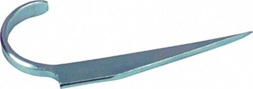 Rohrhaken verzinkt, für Rohre 17,2mm, DN10 (3/8''), VPE = 100 Stück