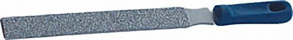 Fliesenfeile HM bestückt 250mm flache Form