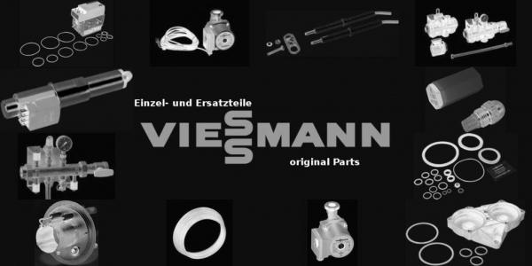 VIESSMANN 7014373 Verbindungsflansche Abgasrohr D= 300mm (1 Satz = 2 Stück)