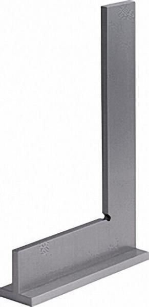 Werkstattwinkel Schenkellänge: 100x70mm Genauigkeit: GG2, mit Anschlag