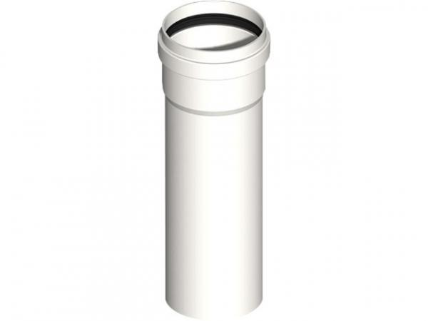 Kunststoff-Abgassystem Rohr 2000mm, kürzbar, DN 110