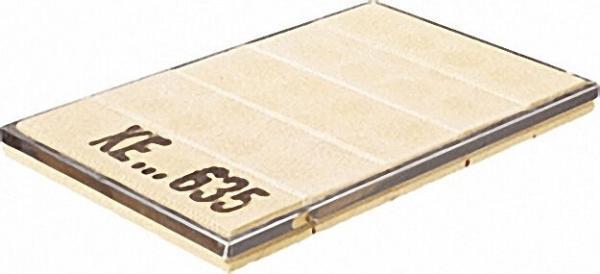 Brennerplatte für ZR/ZWR 18-4 Junkers Nr.: 8 718 006 635
