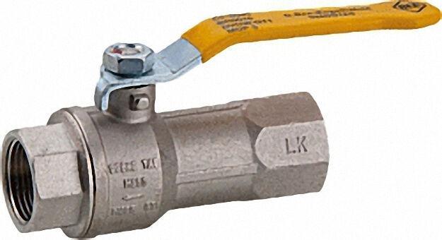 Kugelhahn mit thermischer Armaturensicherung 3/4''