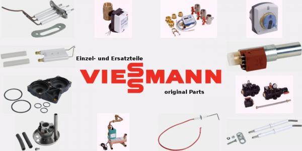 VIESSMANN 7455656 Brennerplatte gebohrt