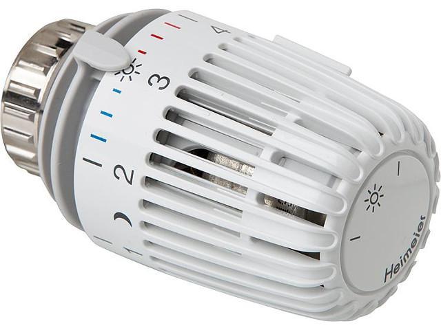 6000-00.500 Thermostatkopf K Standard ohne Nullstellung weiß