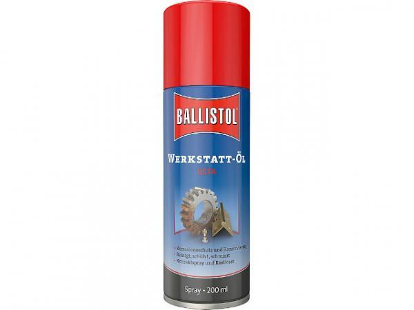Werkstattöl BALLISTOL Spraydose Inhalt 200ml