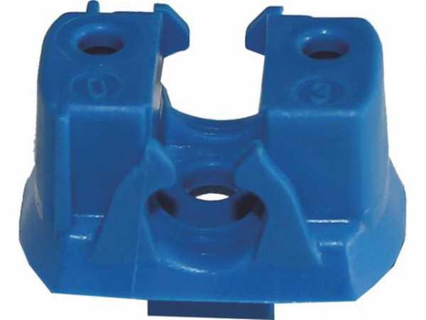 WOLF 1731183 Gasdrosselblende CES 20/24 kW blau