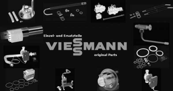 VIESSMANN 9521585 Wellrohr DN20 x 1057
