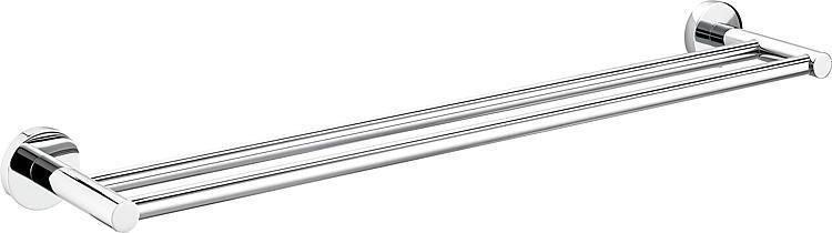 Doppelbadetuchhalter bono Länge 800 mm