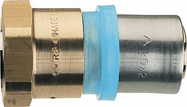 Pressfitting für MSVR Übergangsstück mit IG, 20x2mm - 3/4''