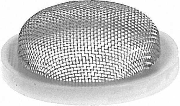 Schmutzfangsieb 22, 9mm D für Verschr. 1/2'' mit 3/4'' '''' Überwurf - VPE = 10 Stück