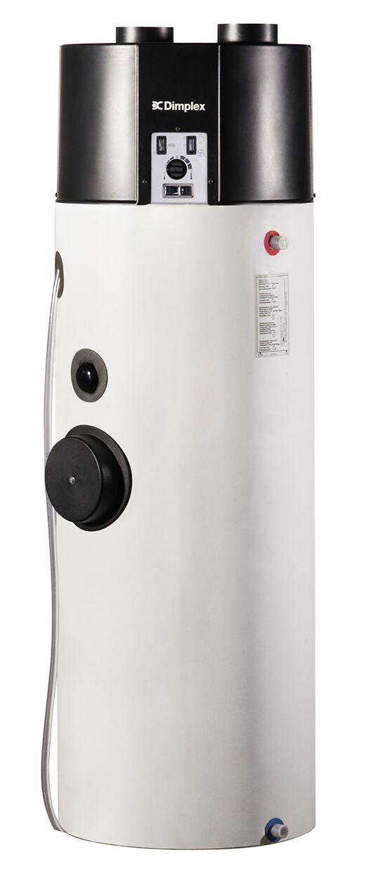 358230 BWP20A Warmwasser-Wärmepumpe 200 l