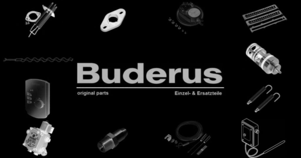 Buderus 7099826 Pumpe Wilo-3Stufen GB122 Single