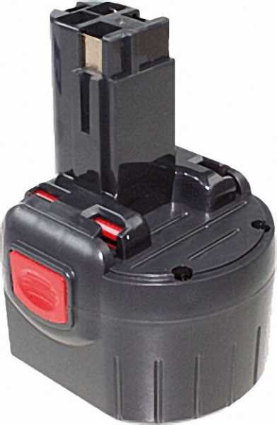 Werkzeugakku für Bosch Ni-Cd 9, 6V/2000mAh