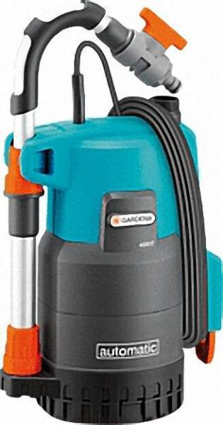 GARDENA Comfort Regenfasspumpe 4000/2 automatic