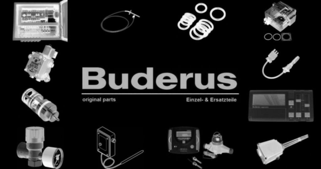 Buderus 87185715680 Anode D33x400mm everp