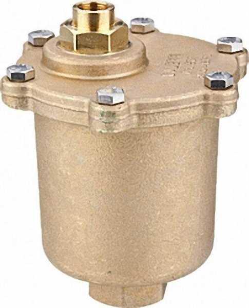 Automatischer-Großentlüfter Maxcal Typ 501 R 3/4''IG