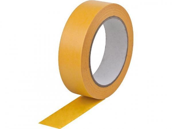 Malerabdeckband Masking Tape Gold Plus 30mm, Rolle a 50m