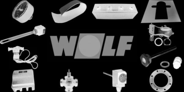 WOLF 8901789 Strömungssicherung Deckel