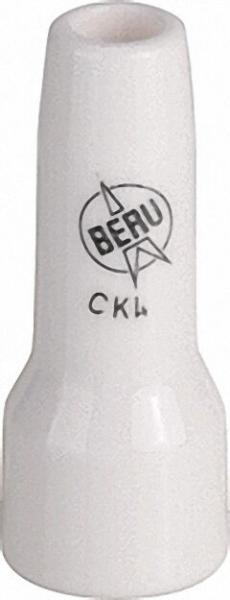 BERU Kerzenstecker aus Keramik Typ CK4 Referenz 0300.005.001