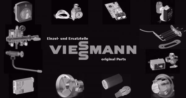 VIESSMANN 7826896 Steuerung (D205 u. 207H)