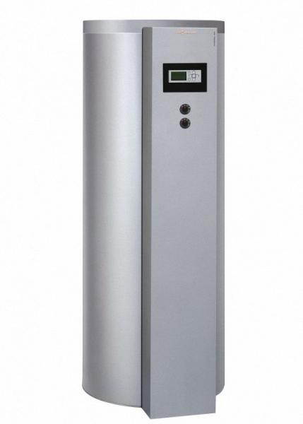 VIESSMANN Vitocell 100-U/-W, Wärmedämm. Standard/Hocheffizient,Solarregelungsmodul SM1/Vitosolic 100