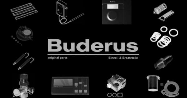 Buderus 8738206817 Propeller 4-15kW Propeller 4-15kW