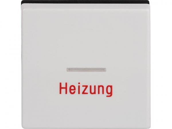 Heizungsnotschalterwippe Jung AS591HWW