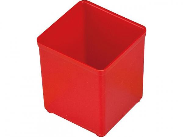 Insetbox rot A3 für Schublade I-Boxx+L-Boxx 102 52x52x63mm