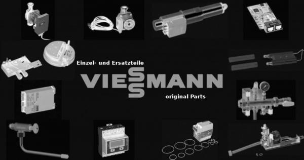 VIESSMANN 7830741 Anschlussrohr WW
