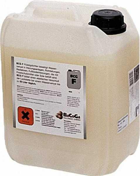 BCG Selbstdichtmittel -F Kanister = 5 Liter