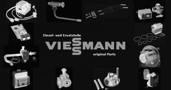 VIESSMANN 7837054 Dichtung Zündluftgehäuse
