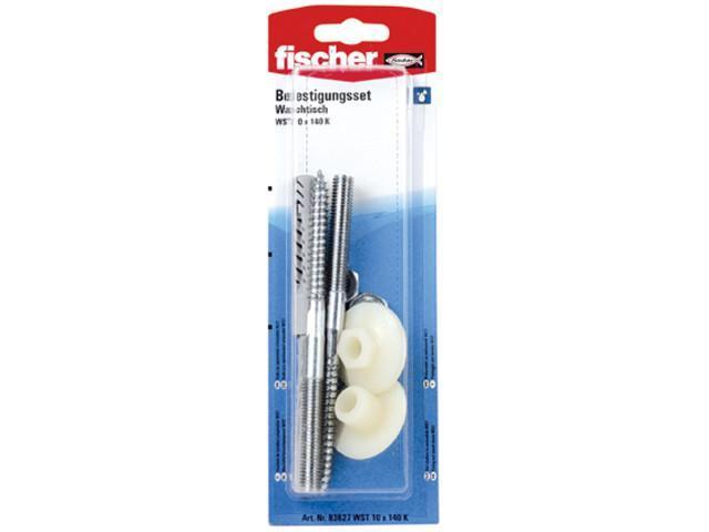 Fischer 83627 Waschtischbefestigung WST 10x140