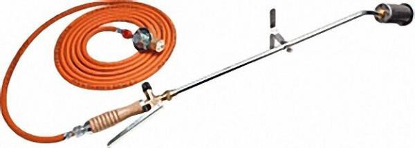 Hochleistungsbrenner-Set 50mm Brenner, mit Druckminderer