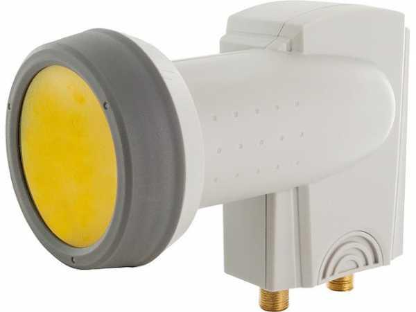 Twin-LNB 40mm Sun Protect