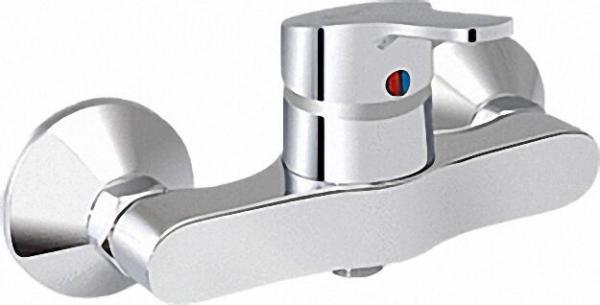 IDEAL EH-Brausemischer AP Slimline II DN 15 Ausladung 51mm