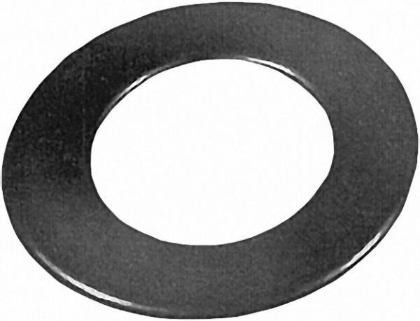 Gummi-Flanschdichtungen DIN 2690, DN 150, 169 x 218mm
