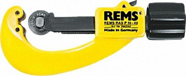 REMS RAS P 10-40mm für Kunststoff und Verbundrohre mit Schnellverstellung