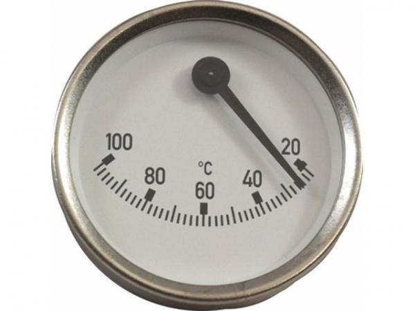 WOLF 2039070 Thermometer für Verrohrungsgruppeexzentrisch