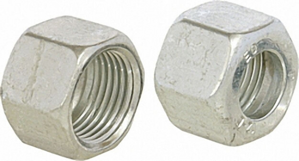 Überwurfmutter M20SCFX, verzinkt