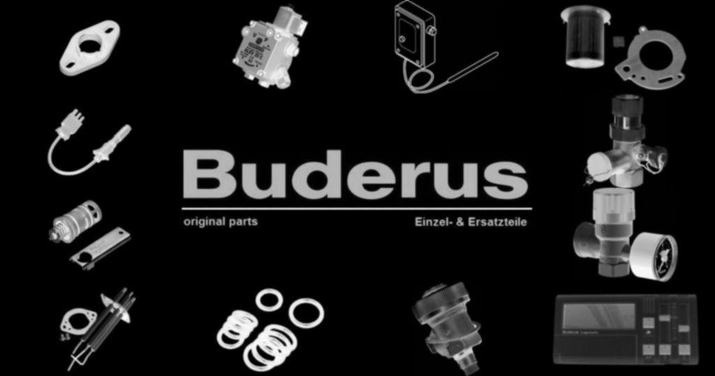Buderus 85103280 Schwerkraftbremse SB031 PN6 R2