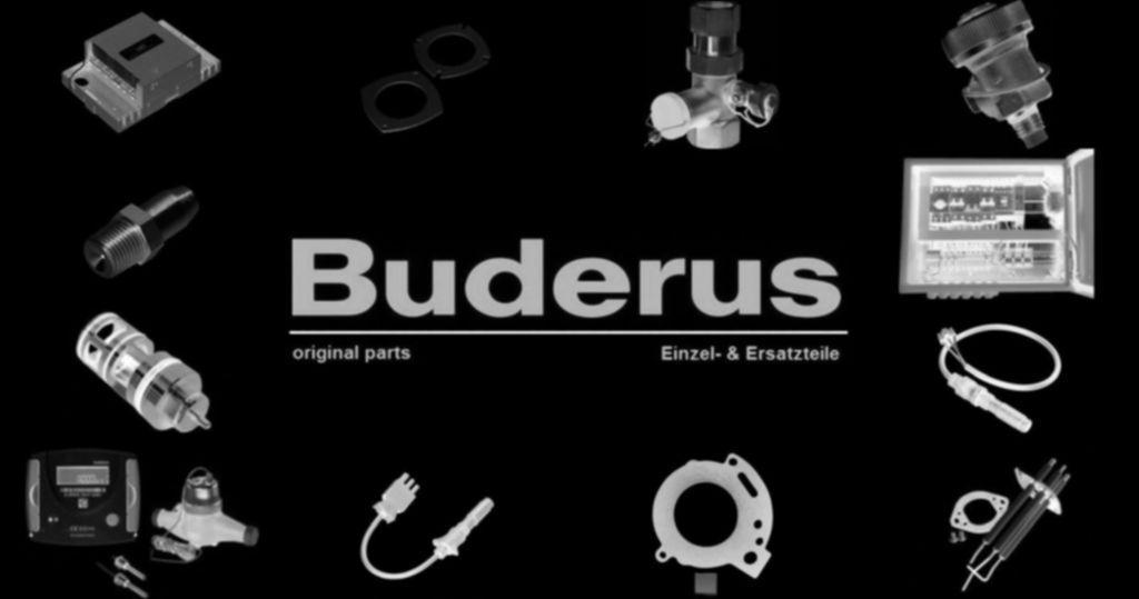 Buderus 7079774 Netzanschluss f Correx Imp