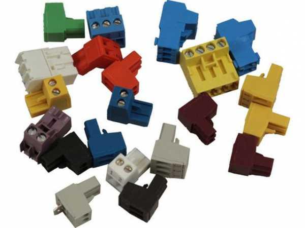 WOLF 2745097 ET-Set Stecker LM2