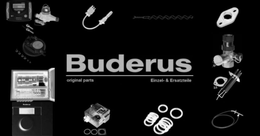 Buderus 87185715830 Anode D33x550mm everp