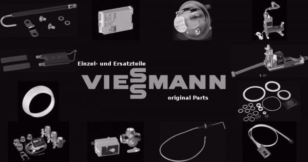 VIESSMANN 7205145 Verschlussblech Kamineinsatz-W KE-14