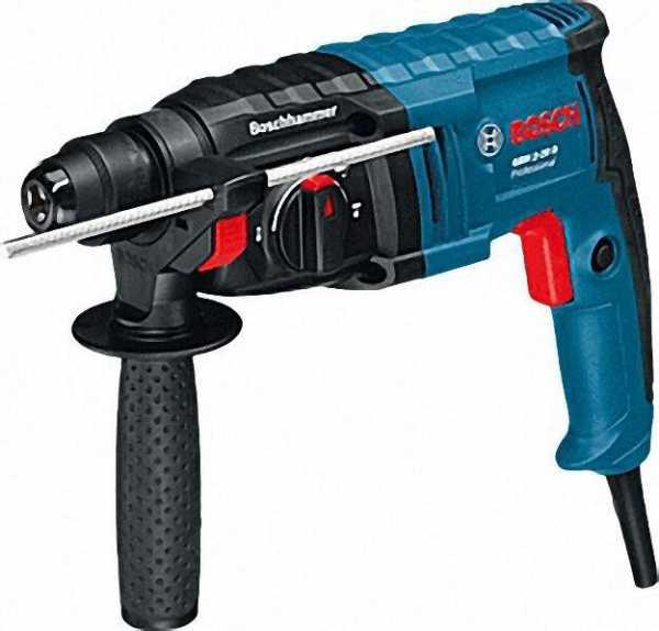BOSCH Bohrhammer 2-Kilo GBH 2-20 D Professional 650 W, 2,3 kg